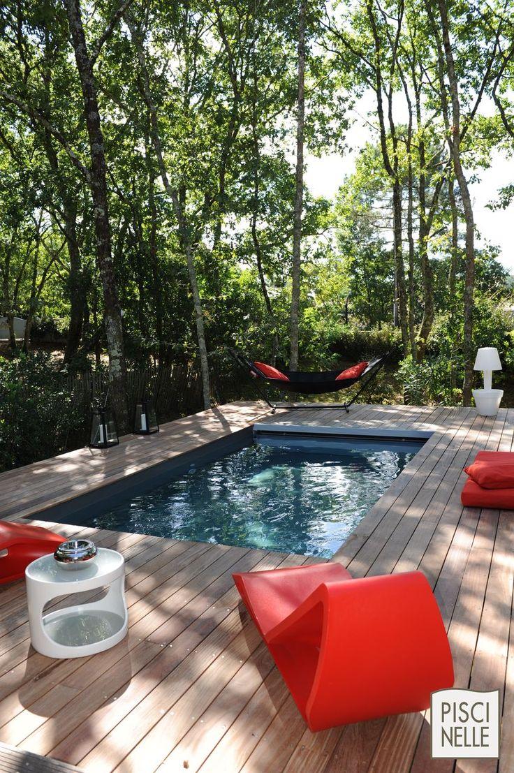 9 best reportage photo une piscine dans les landes for Mobilier contemporain