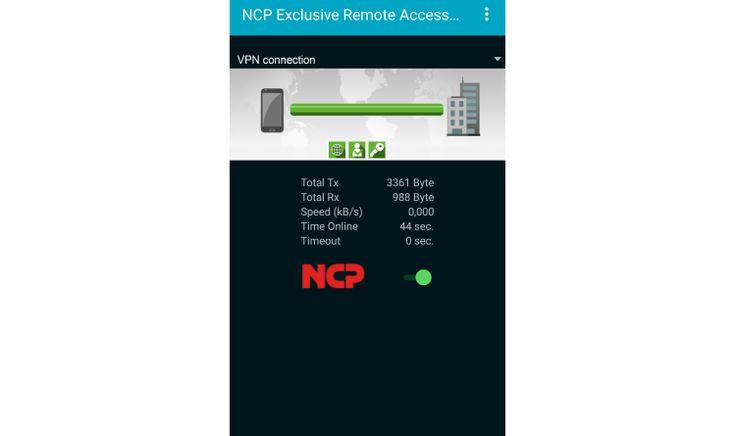 Exklusive iOS und Android VPN Clients für Juniper SRX