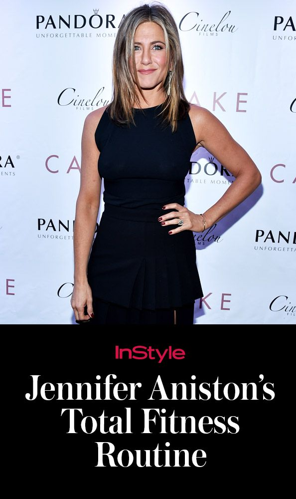 Want a body like Jen's? (Who doesn't?) Her trainer Mandy Ingber breaks down Aniston's routine for us with tips on how you can modify it to fit your life.