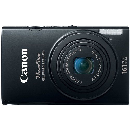 Canon PowerShot ELPH 110 - For the Photographer - $129 — My Life Happens