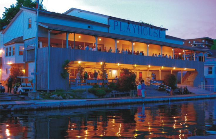 Thousand Islands Playhouse - Gananoque Ontario