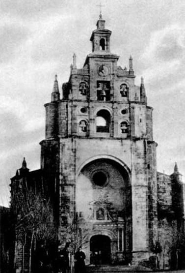 Basilica de Begoña 1874.