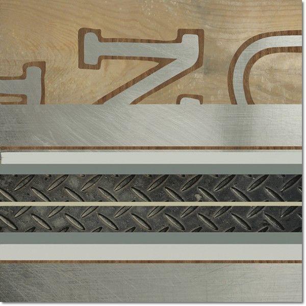 Kolekcja Zamac - płytki podłogowe Zamac 44,7x44,7