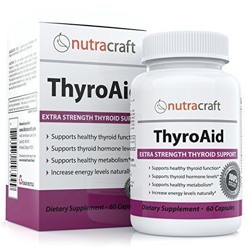 #1 Thyroid Supplement to Support Symptoms of An Underactive Thyroid Gland - Natural Herbal Formula For Low Thyroid Function With L-Tyrosine, Kelp and Ashwaganda to Support a Healthy Metabolism, Promote Weight Loss and Increase Energy - 60 Capsules - http://www.gsnaab.com/2015/03/27/1-thyroid-supplement-to-support-symptoms-of-an-underactive-thyroid-gland-natural-herbal-formula-for-low-thyroid-function-with-l-tyrosine-kelp-and-ashwaganda-to-support-a-healthy-metabolism-promot/?