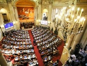Congreso de Colombia aprueba el acuerdo de paz con las FARC