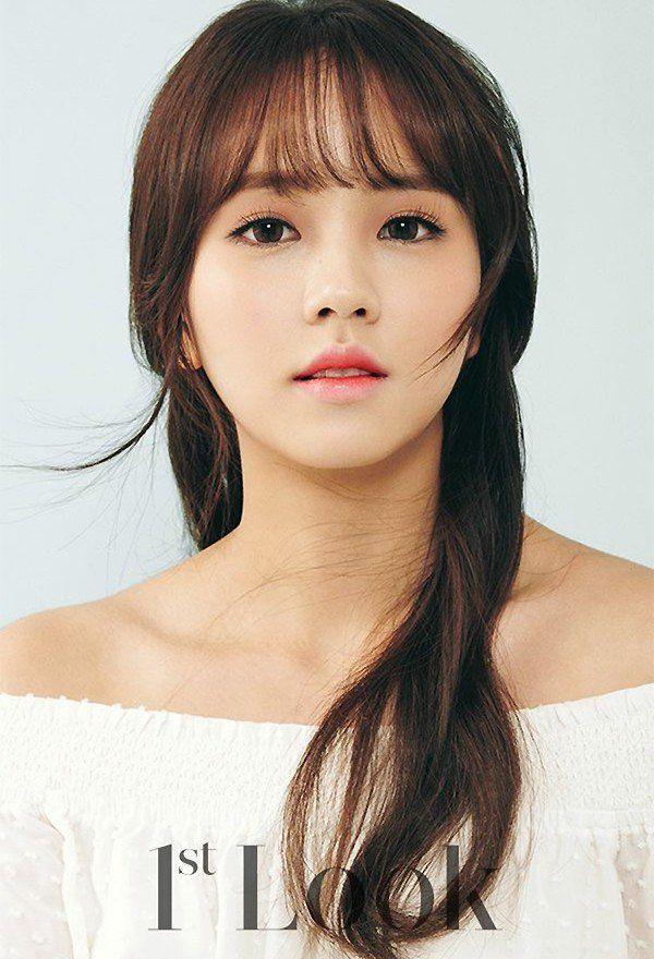 Kim So Hyun Poses for 1st Look Magazine | Koogle TV