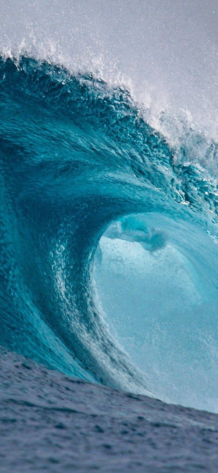 Wave Surfing The Ocean Iphone X Wallpaper Hd Surfing Waves