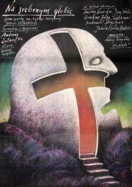 The Silver Globe (2), Pagowski Andrzej, Polish Poster