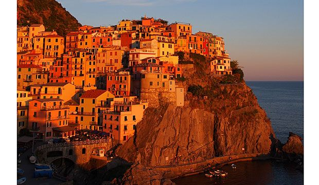 Hiking the Cinque Terre - Europe - Stuff.co.nz