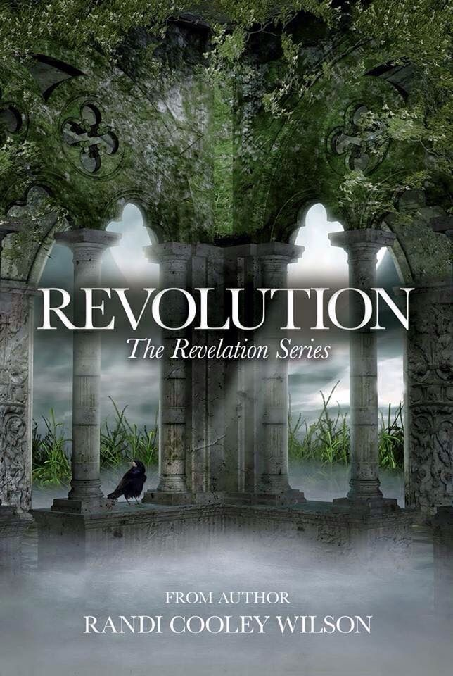 41 best revelations series images on pinterest romans archangel revolution book 4 fandeluxe Images