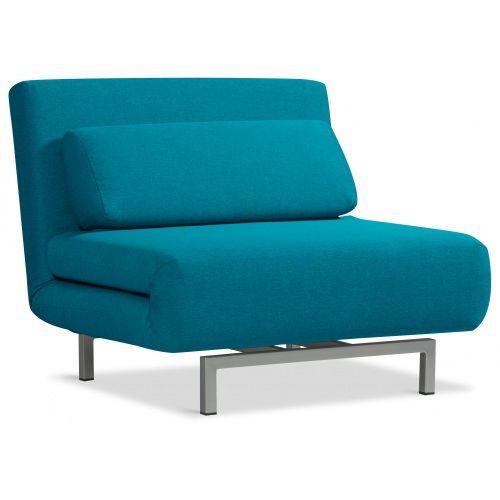 25 beste idee n over slaapstoel op pinterest kleine for Slaap stoel