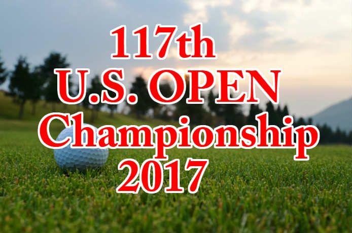 全米オープンゴルフTOP