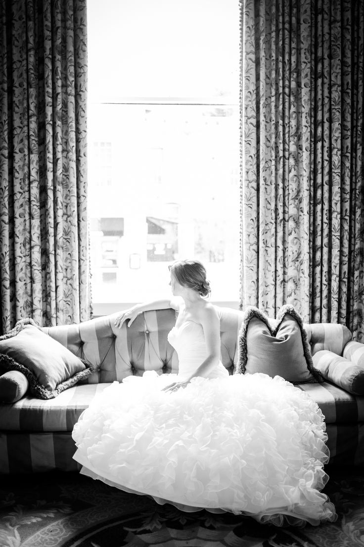 Charleston Bridal Portraits with Amy-Marie Kay Photography  on Borrowed & Blue.  Photo Credit: Amy-Marie Kay Fine Art Photography  Francis Marion Hotel