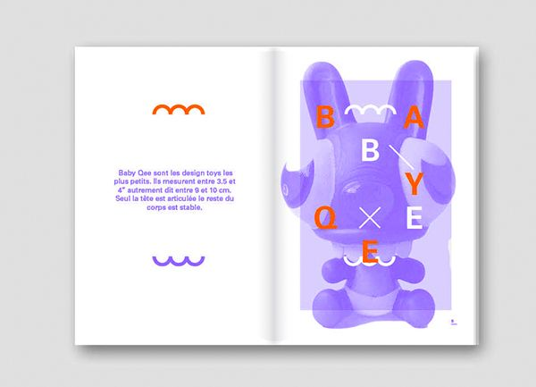 Design Toy - Exhibition Catalogue on Behance