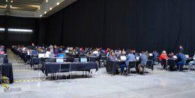 Con 96 % de participación, Chiapas, Michoacán y Oaxaca concluyen con gran éxito Evaluación del Desempeño: SEP