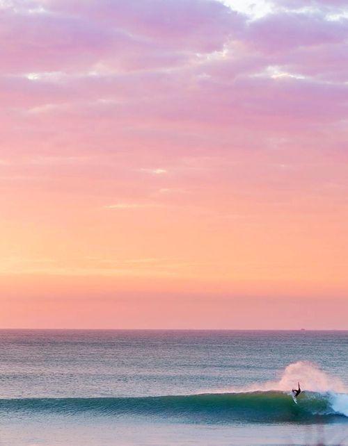 La foto de surf de oceansound