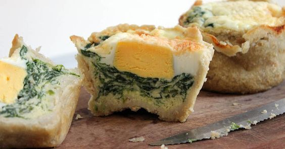 Fabulosa receta para Masa de Avena para Tarta Salada. Esta masa se hace muy…