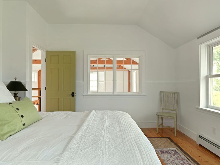 Door Color - Benjamin Moore Wasabi AF-430 Paint: