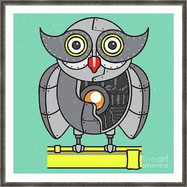 10++ Robot owl ideas in 2021