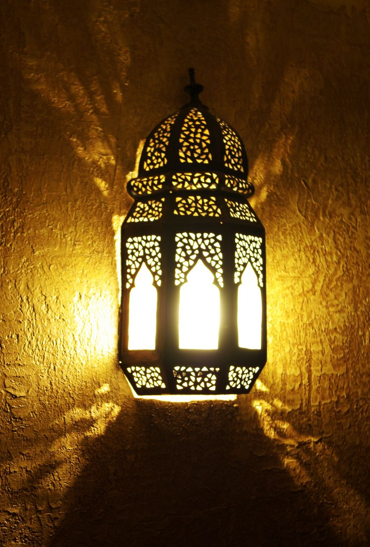Moroccan Light Want A Whole Bunch Of These Hanging From The Ceiling Around My