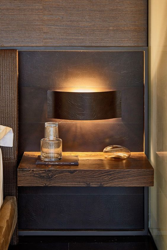 Best 25+ Nightstand Ideas for Small Spaces Nightstand Ideas