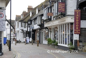 East Grinstead...my home town