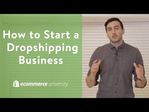 Dropshipping 101: How to Start an Ecommerce Business (Even If You Don't Have a Product)