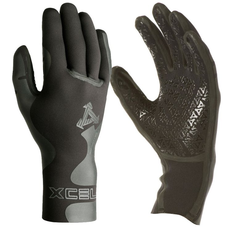 Gants néoprène - Xcel INFINITI 5-FINGER 1.5MM   Léger et résistants, les gants Xcel infiniti son coniques aux extrémités pour une meilleur étanchéité.  Un grip dans la paume de la main permet un bon maintient de la barre pour la pratique du kitesurf.