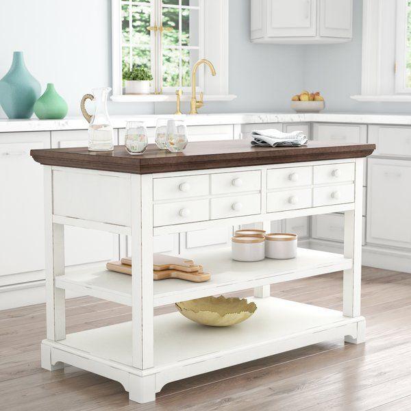 Pineville Kitchen Island In 2020 Kitchen Interior Interior Design Kitchen Modern Kitchen