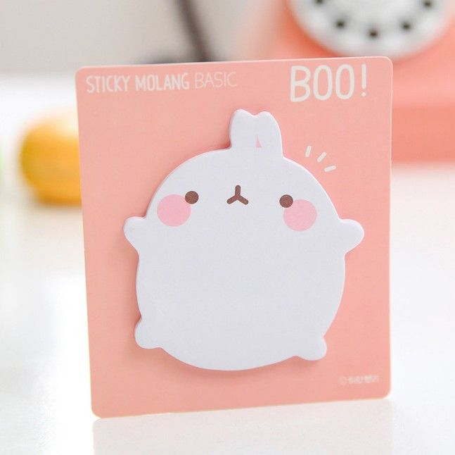 Kawaii Totoro Planner Stickers Sticky Notes Cute Korean Stationery Office Supplies Scrapbooking Post It Memo Pad Sticky Markers