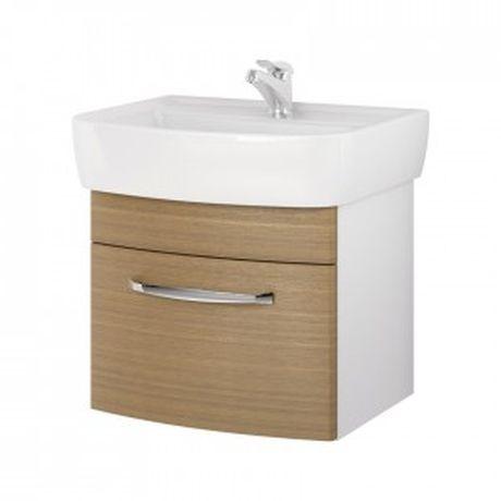 Szafka podumywalkowa CERSANIT PURE  Z kolekcją Cersanit Pure Silver Protect. Twoja łazienka stanie się miejscem przyjaznym i bezpiecznym dla Ciebie i Twojej rodziny!