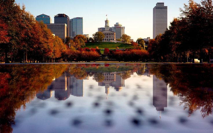 Nashville: Music City lives up to its nickname particularly well in fall, when it hosts the Independent Music Festival and the Americana Festival. Indeed, the biggest parties in Nashville increasingly reflect the city's love affair with southern, farm-to-table cuisine.