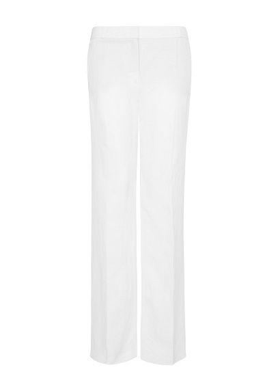 MANGO - Suit wide-leg trousers