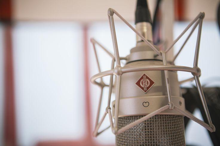 Microfono color