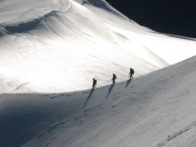 Photo : Neige envoûtante ..., France, Paysages, Montagnes, Sports, Alpinisme. Toutes les photos de Claire DOREL sur L'Internaute