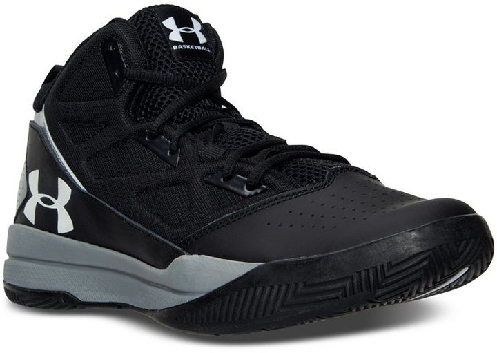 Under Armour UA Curry 2.5 - Chaqueta Para Hombre, (Negro/Carbón/Carbón), 8 D(M) US