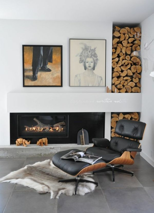 Eames Lounge Chair                                                                                                                                                      Mehr