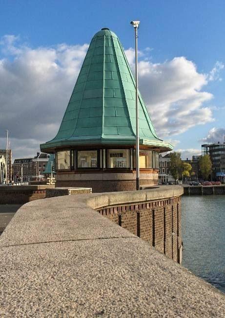 Koninginnebrug, Rotterdam, Zuid-Holland. #Rotterdam #Netherlands