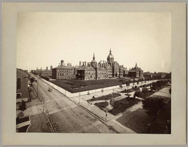 Baltimore - Johns Hopkins Hospital