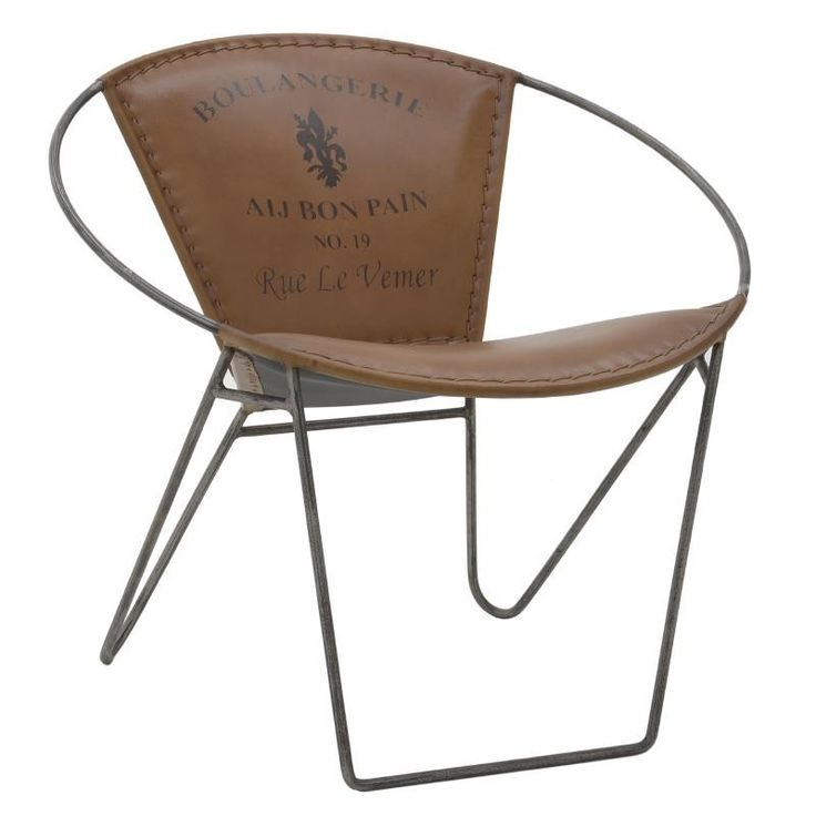Leather Chair - Chairs - FURNITURE - inart