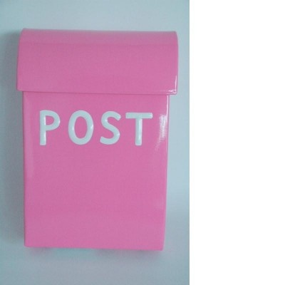 Postkasse - Pink