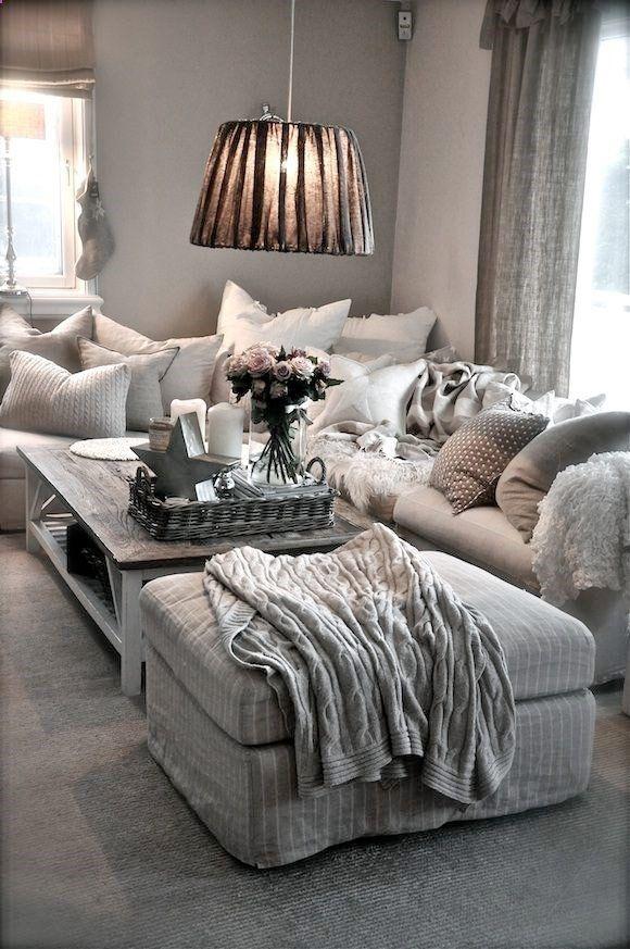 11 exempel på mysiga vardagsrum (och vi förklarar varför) - Sköna hem