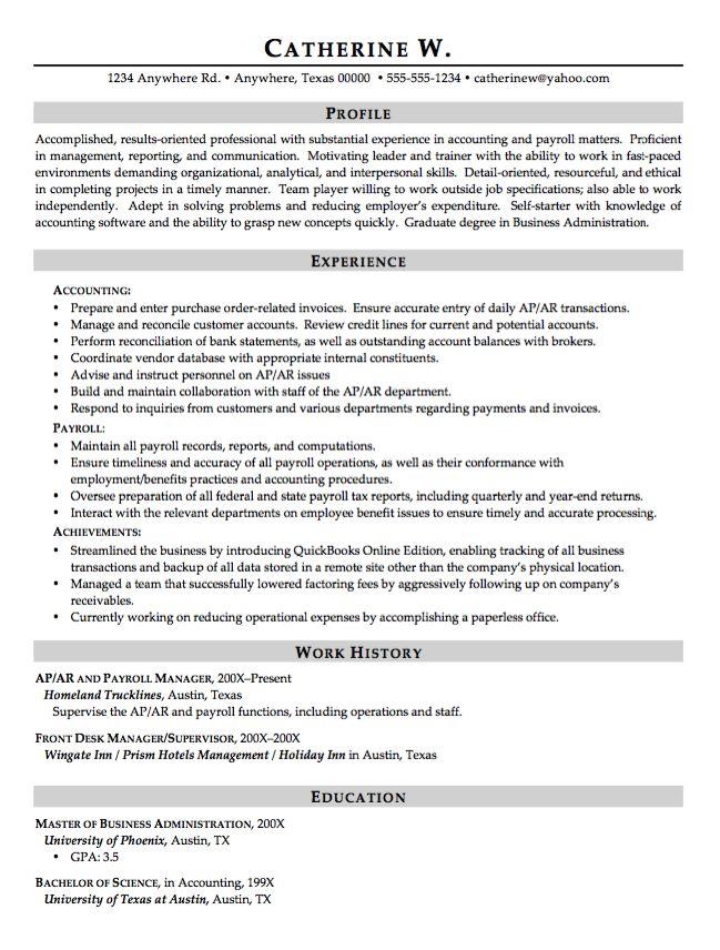 Sample Help Desk Manager Resume First Impressions Matter Shri Says - front desk manager resume