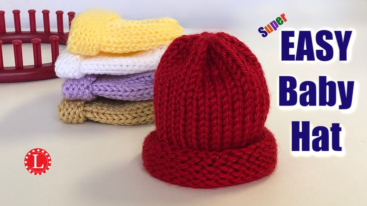Make A Set Of These Comfy Knitted Preemie Hats In