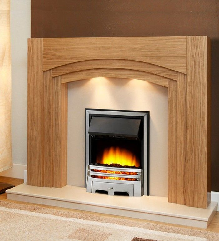 Instyle Rimini Wooden Fire Surround