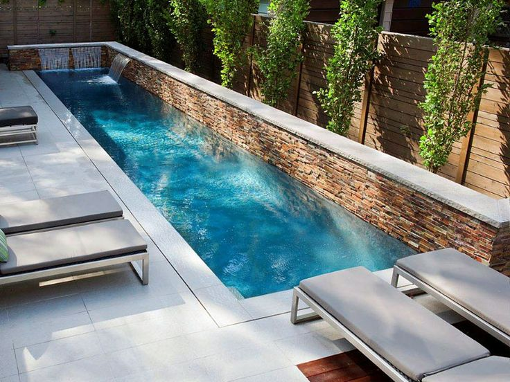 Despite Having A Limited Backyard Space For Your Pool, You Can Make The  Place Look Unique With The Many Swimming Pool Ideas.