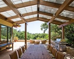 pergola with roof - Google Search
