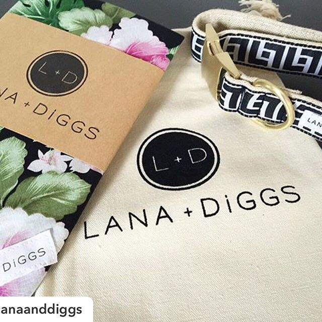 What's your dogs fashion style? Hibiscus or geometric?  You can get these cute accessories by @lanaanddiggs at the #perthupmarketshop #angovestreetcollective  Regram @lanaanddiggs