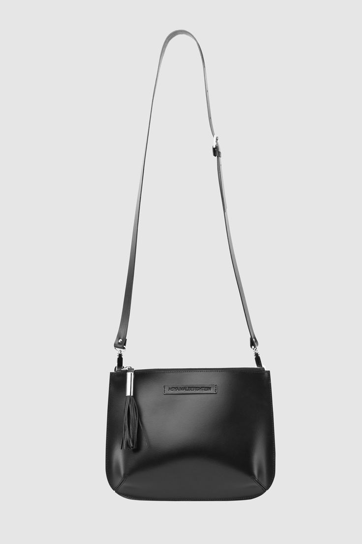 Compact Leather Bag | Architect's Fashion