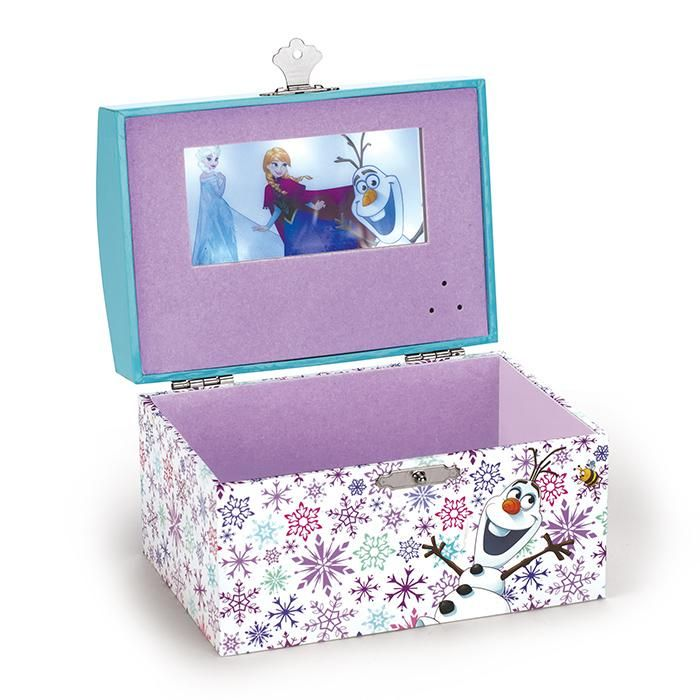 17 best ideas about frozen jewelry box on